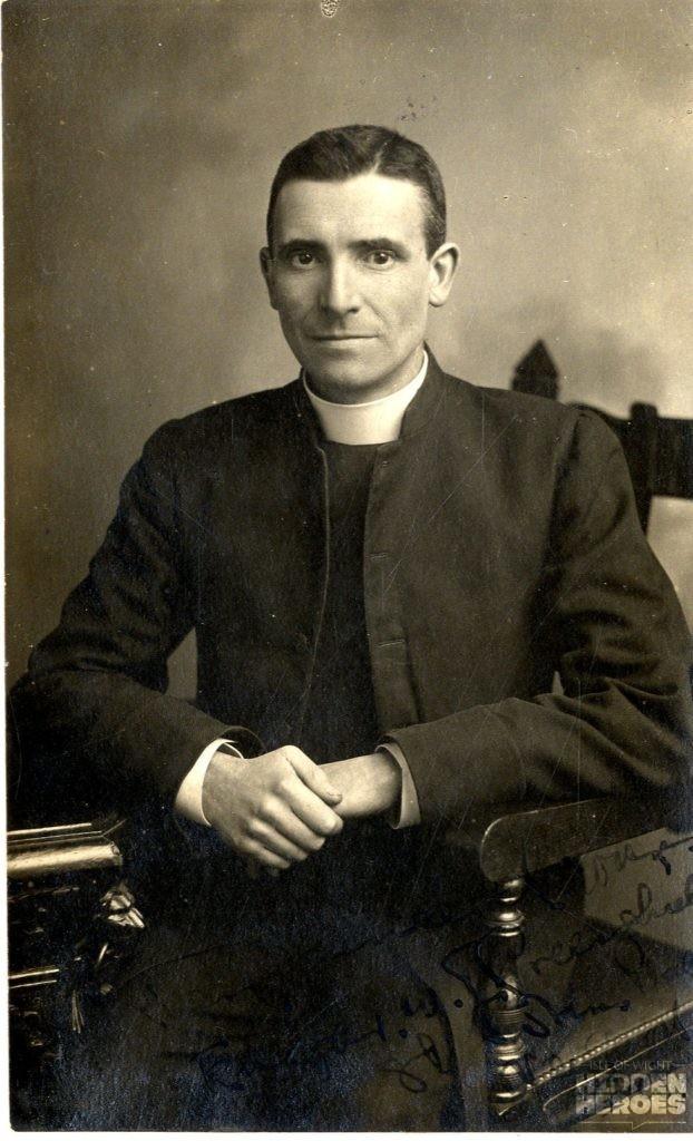 Rev Edgar Greenshield