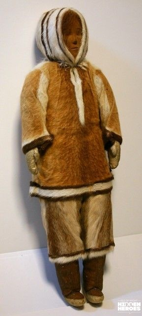 Greenshield's Inuit Doll