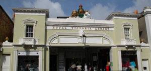 Royal Victoria Arcade